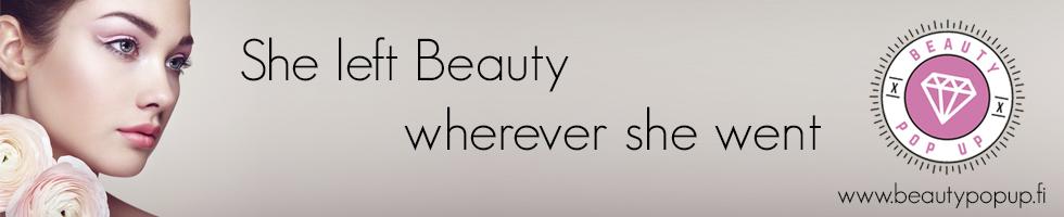 Beauty Pop Up