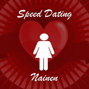 SPEED DATING - NAINEN - TEERENPELI TAMPERE 17.6.2017